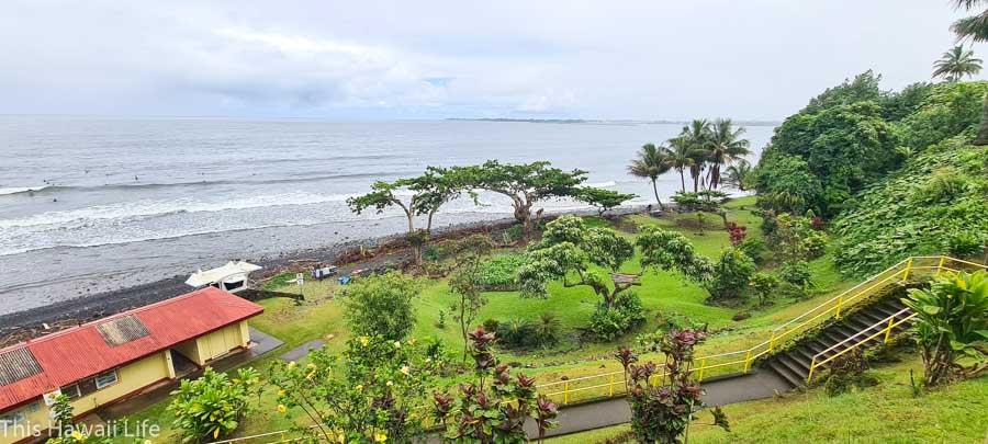 Honolii Beach