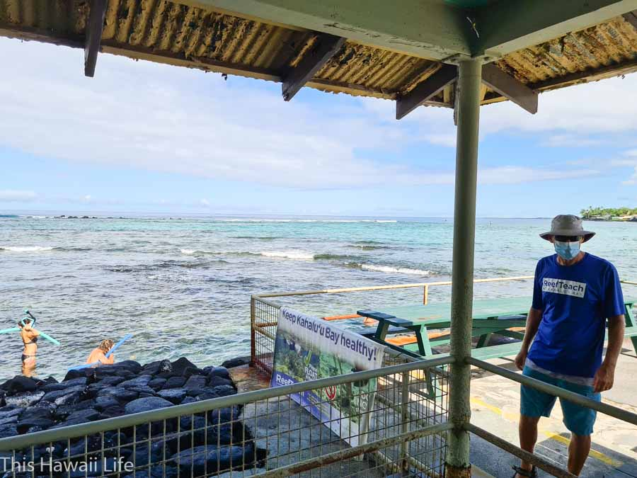 Details to snorkeling at Kahalu'u for your safety