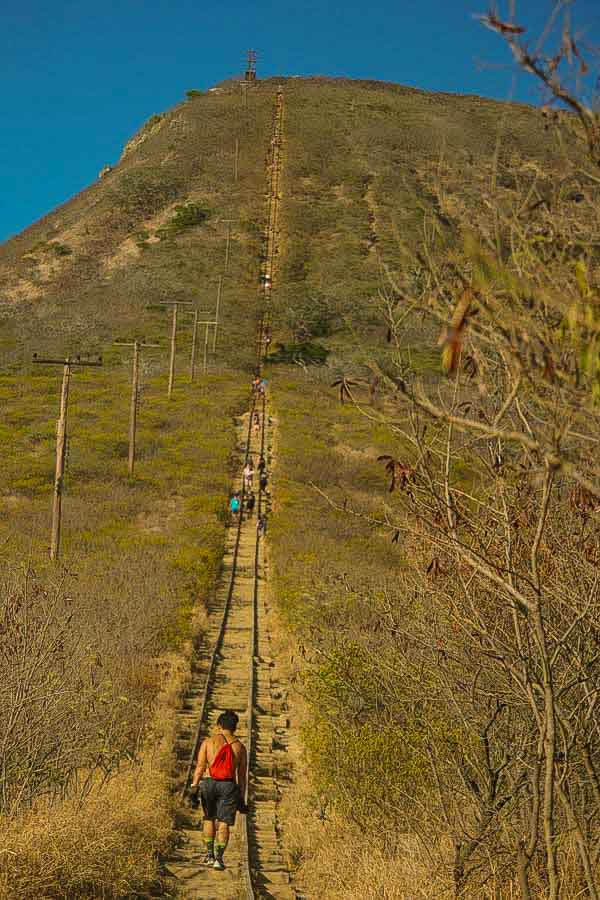 How to get to Koko Head Crater