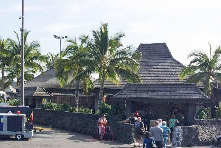 About Kona International Airport