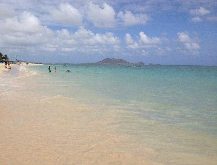 What makes Lanikai beach so special?
