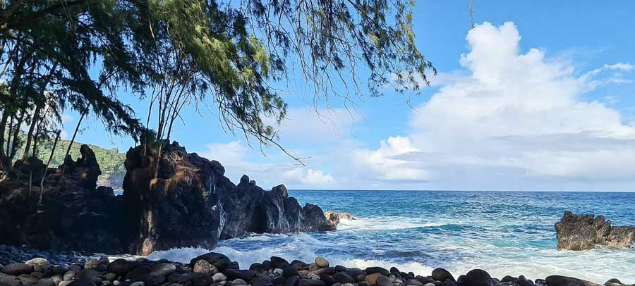 Have you been to Lapahoehoe Point?