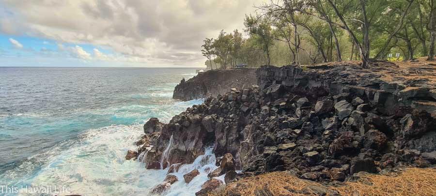 Red Road Hawaii – Kalapana Kapoho road