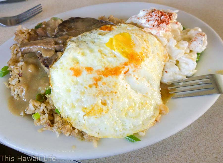 Try some Hawaiian Loco Moco and some recipe variations