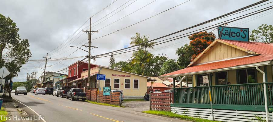 Where to eat in Puna