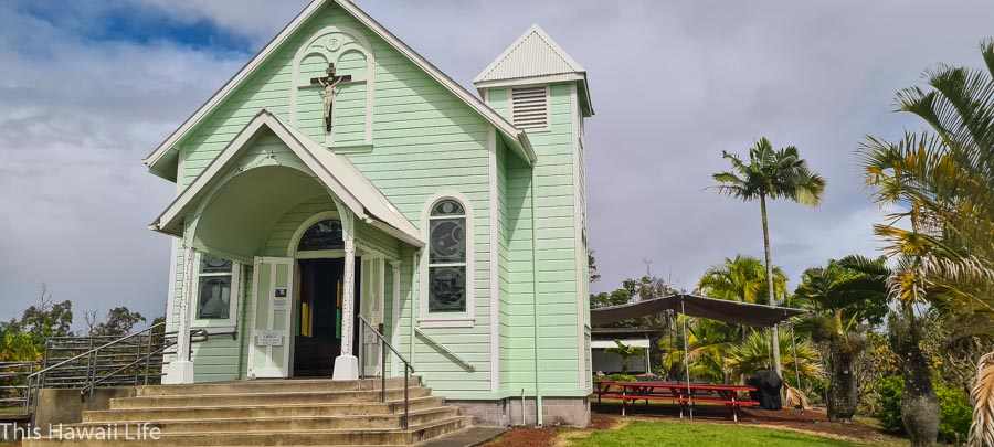 Visit the Painted Church