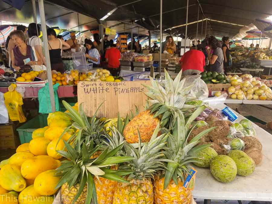 How to find and pick the best pineapples