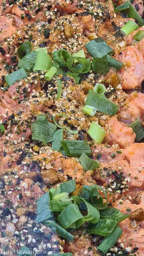 Tips on making your own poke