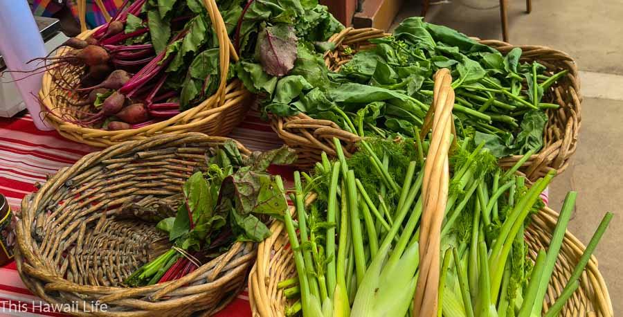 Have you visited the Waimea Farmers Markets?