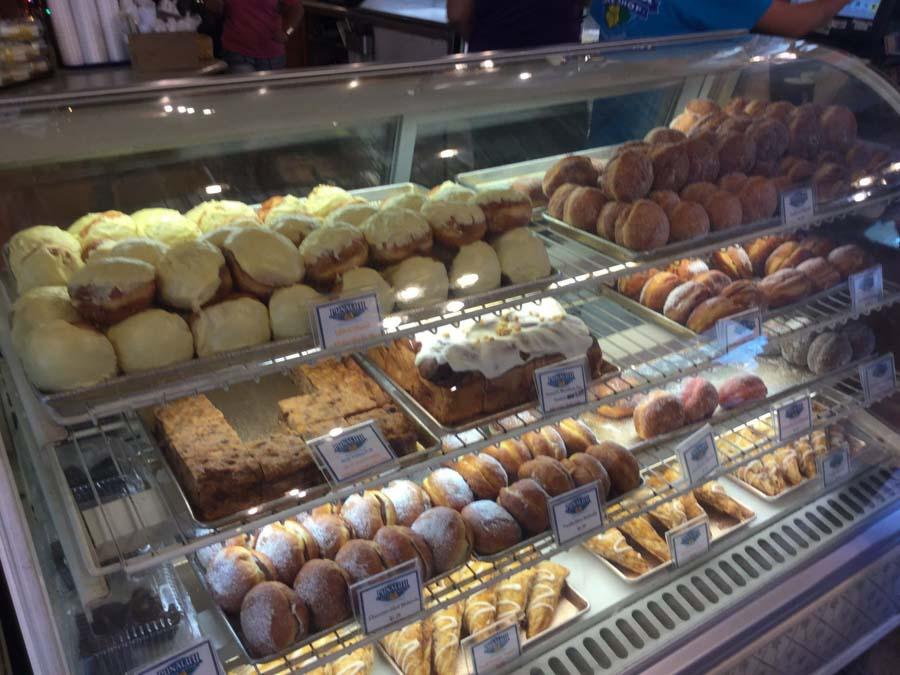 Must visit Punalu'u bake Shop in the Kau district of the Big Island