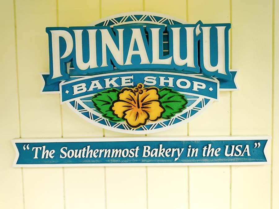 History of the Punalu'u Bake Shop