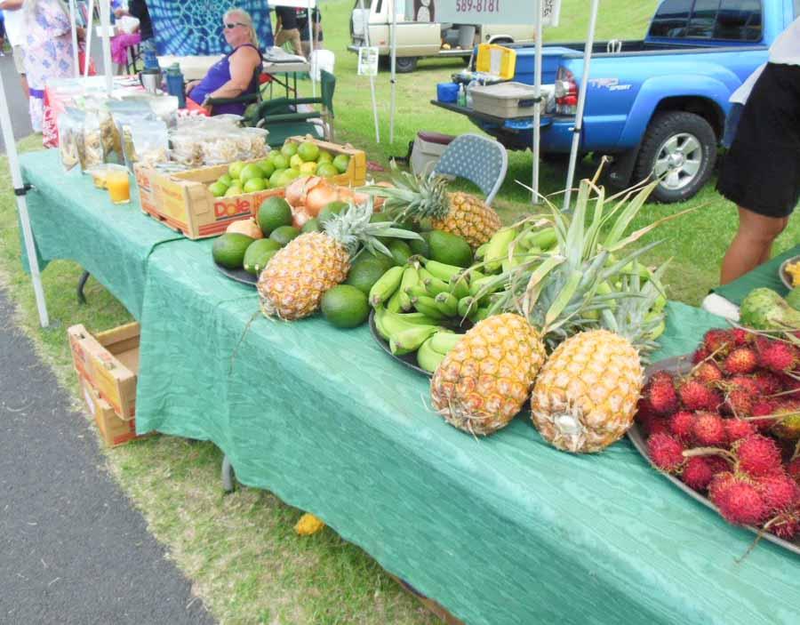 Pure Kona Green Market – Captain Cook area