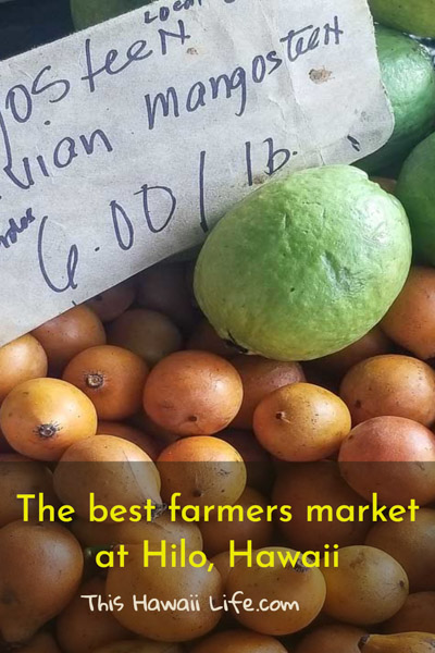Have you been to Hilo Farmers Market? Pinterest
