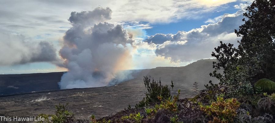 Chain of Craters Road – Hawaii Volcanoes National Park