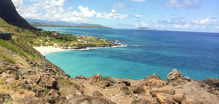 Attractions and landmarks at the Makapu'u Lighthouse trail