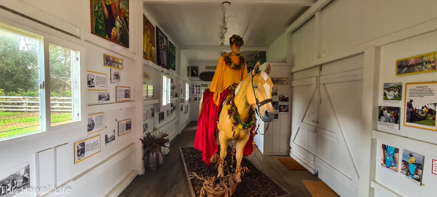 Check out the Pukalani stable museum center