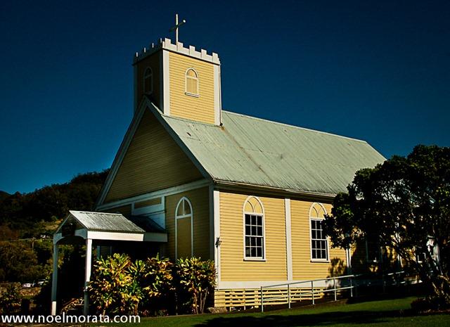 Visit a local church at Church Row