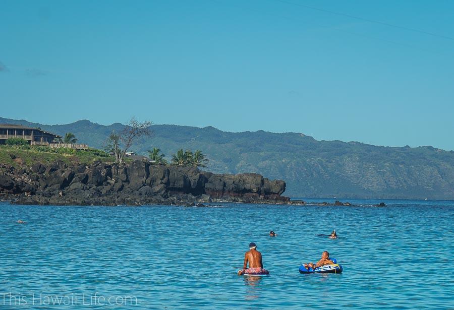 Can you swim at Waimea Bay?