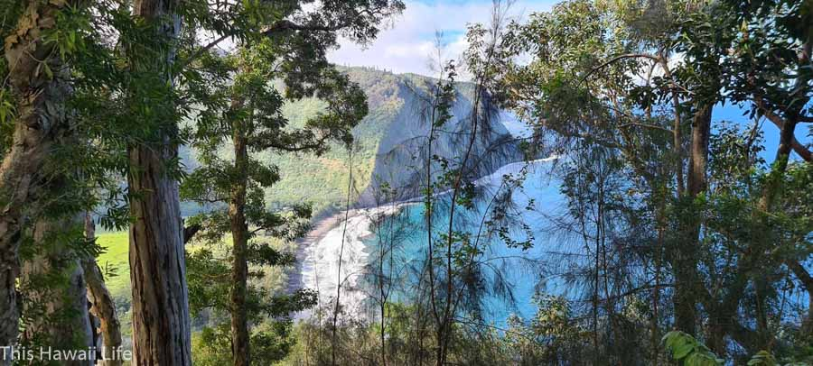 How to get to Waipio Valley