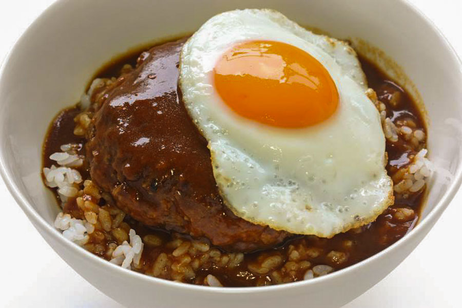 What is in a Loco Moco?