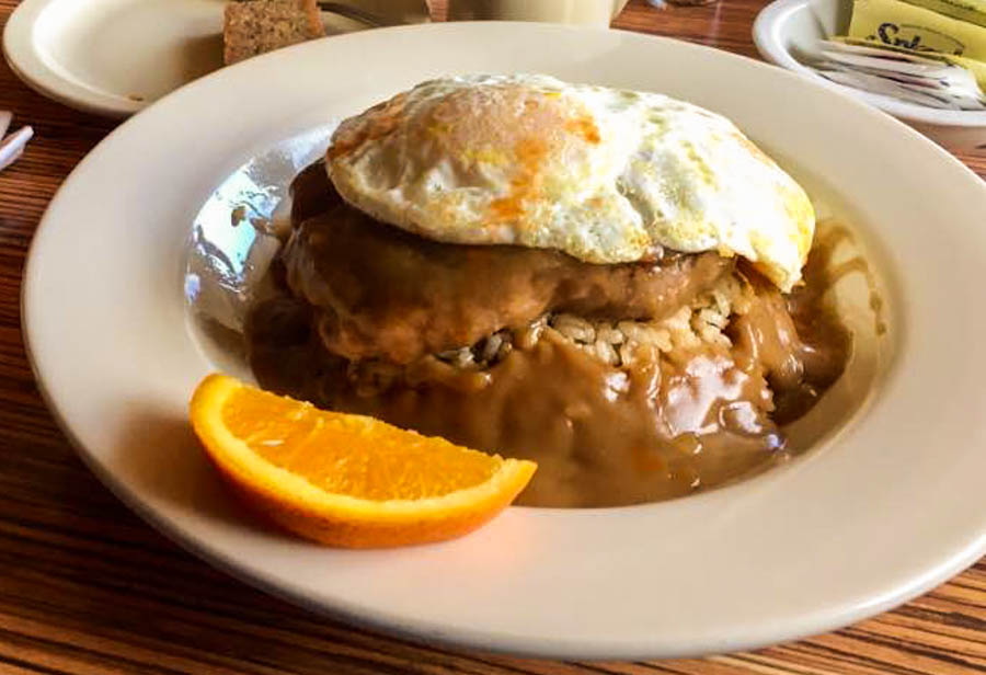 Why is it called Loco Moco?