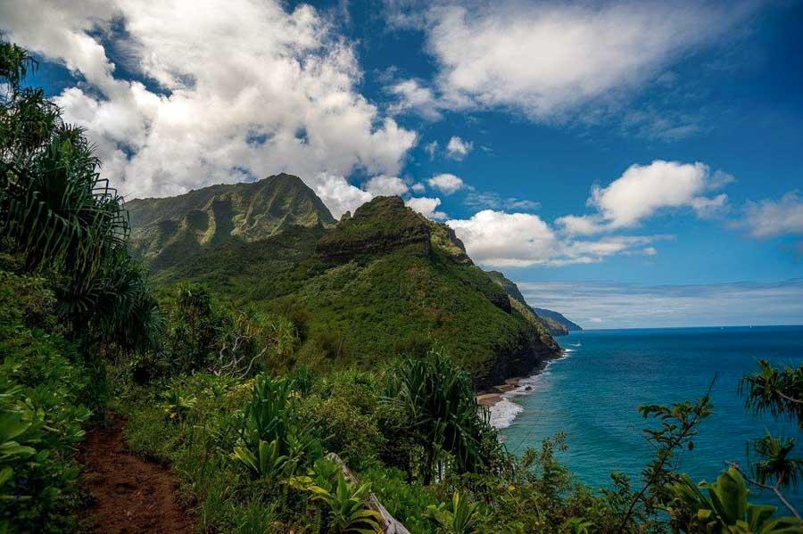 Hiking the iconic Kalalau Trail