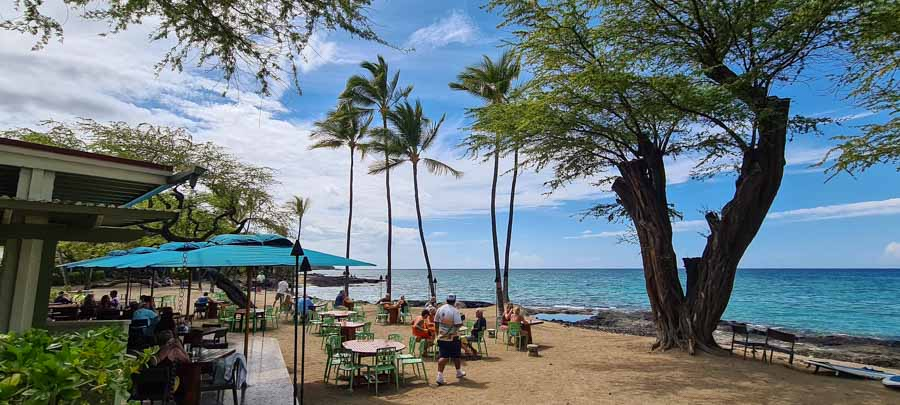 Where to eat at Waikoloa Village
