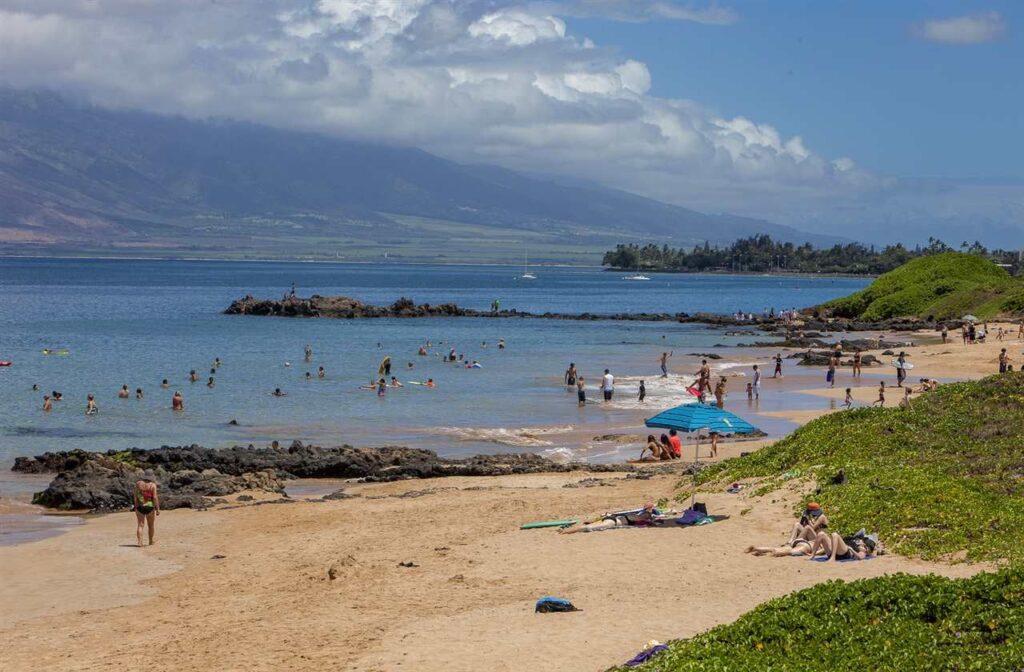 Kamaole Beaches I, II and III