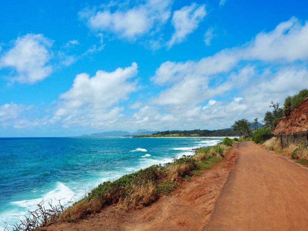 Kapa'a Shoreline Trail