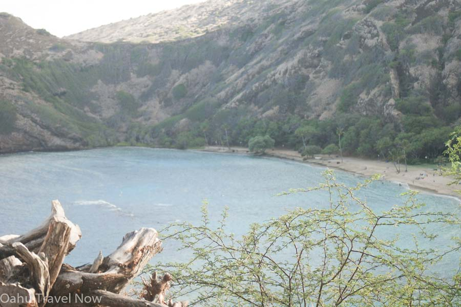 Where is Hanauma Bay located?