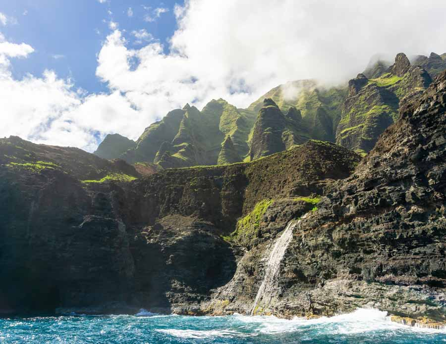 Have you visited the Napali coast in Kauai?