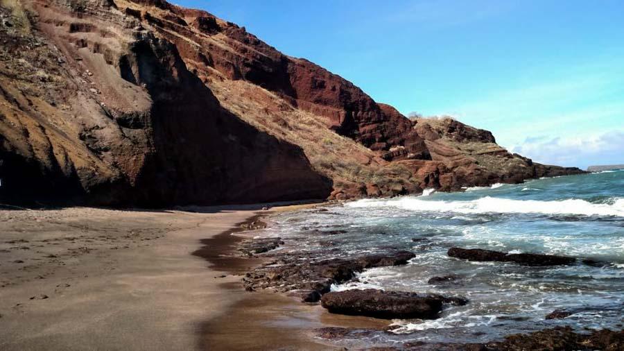 Oneuli Beach aka Naupaka Beach