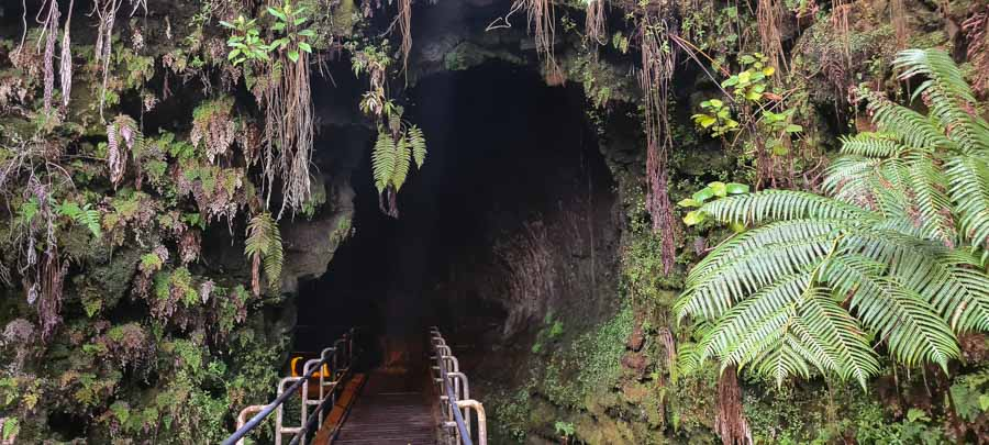 Nahuku Thurston Lava Tube