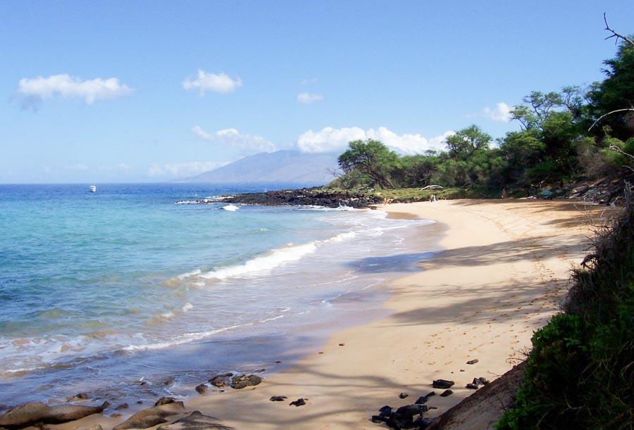 Little Beach at Makena