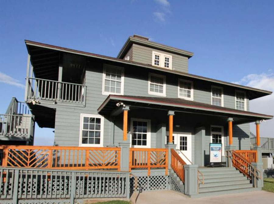Visit the Humpback Whale National Marine Sanctuary Visitor Center