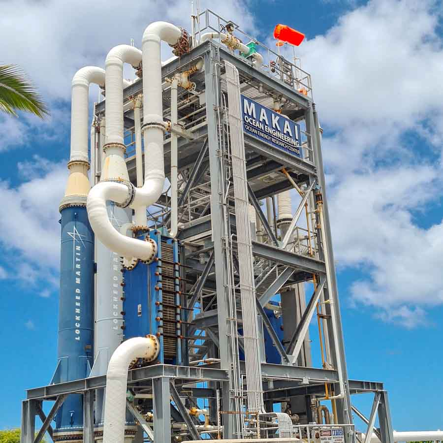 Hawaii's mandate to be 100 percent energy self sufficient by 2045