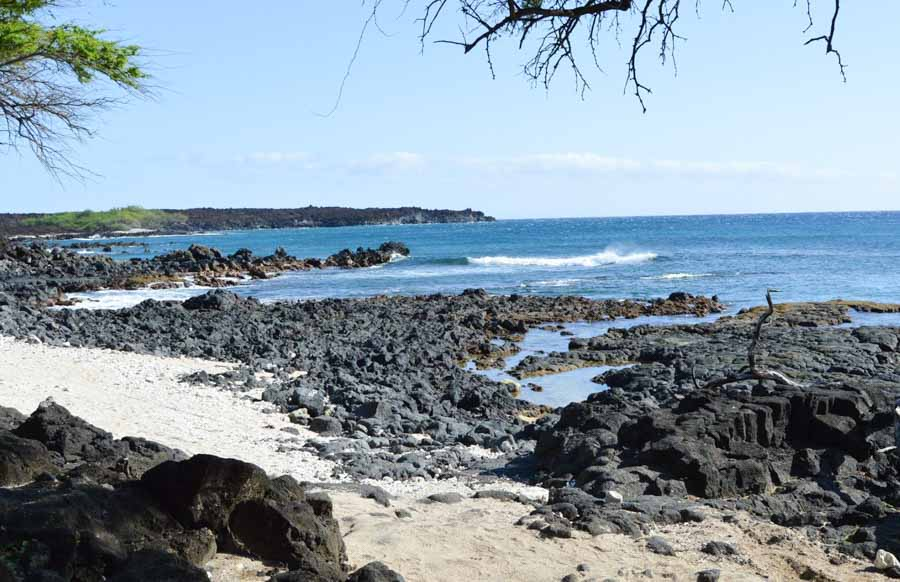 Go snorkeling on the South Side of Maui at La Perouse Bay