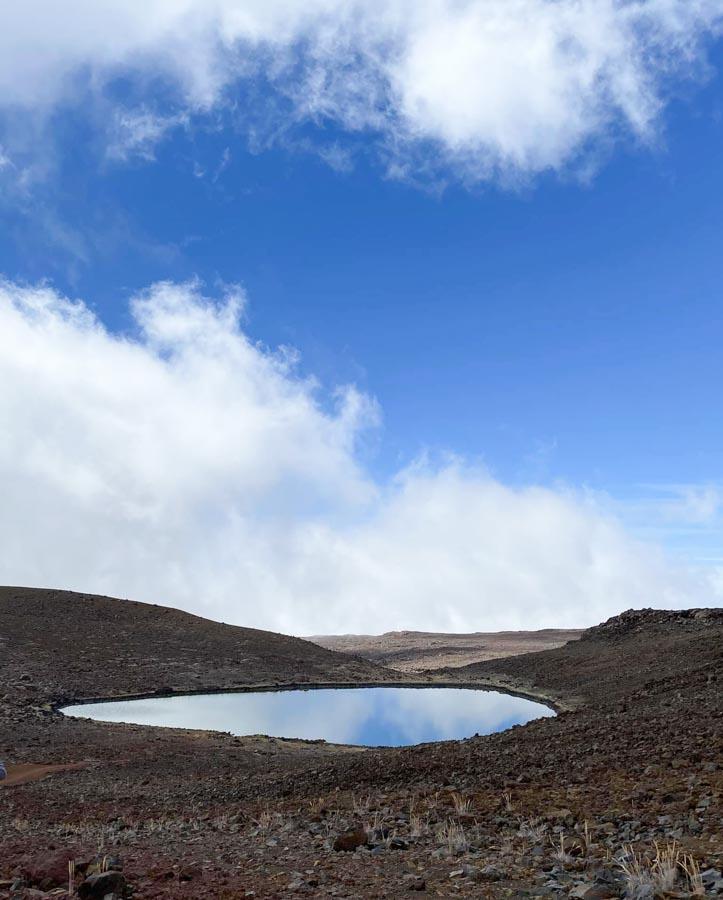 Lake Waiau Hike