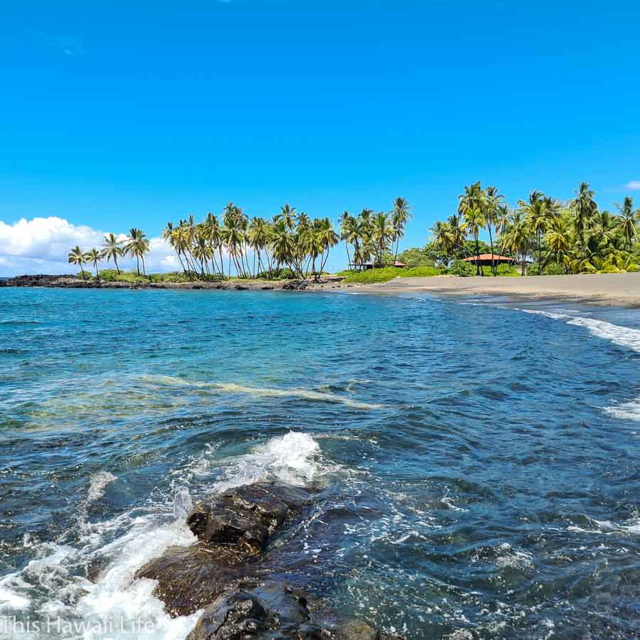 Have you visited any of these black sand beaches of Hawaii?