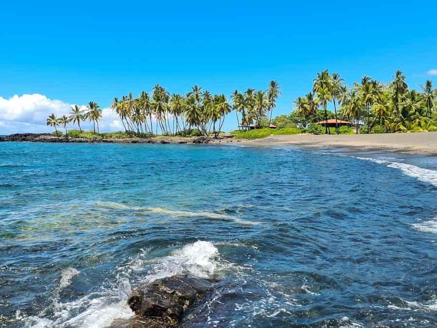 Miloli'i and Honomalino Beach