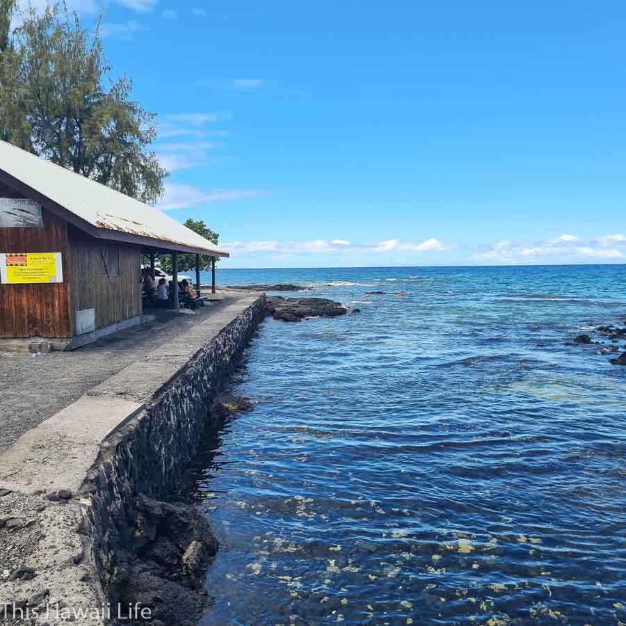 A Visit to Miloli'i and Honomalino beach on the Big Island