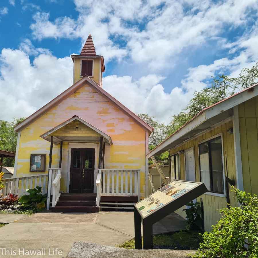 Miloli'i Church
