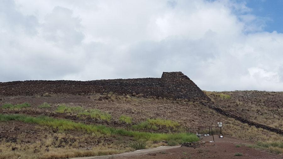 Pu'ukohola historic cultural trail