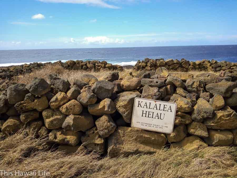 History of the South Point Area at Ka Lae, Hawaii