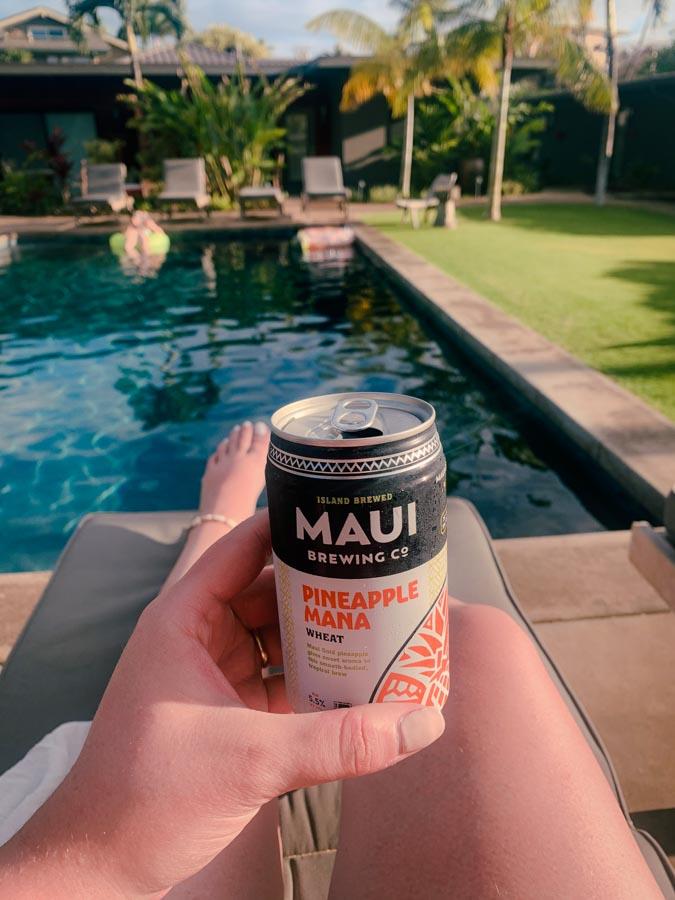 Enjoy some Maui Brews